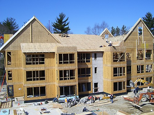 Wood Trusses and Wall Panels, Dedham, MA